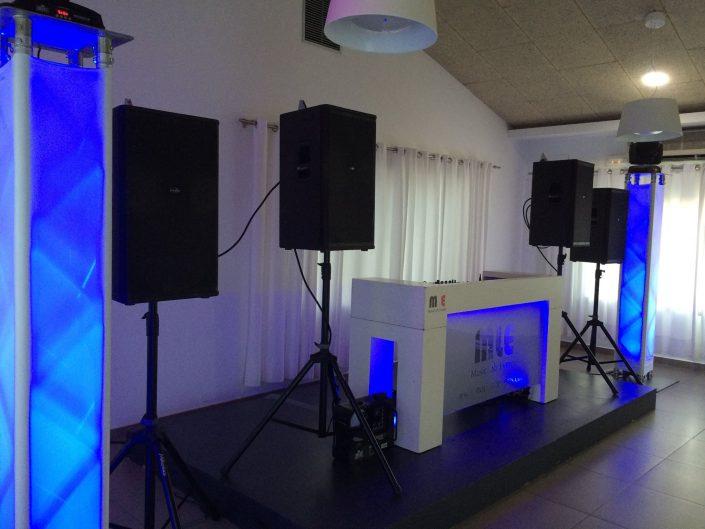 Alquiler de discomovil para boda en Valencia