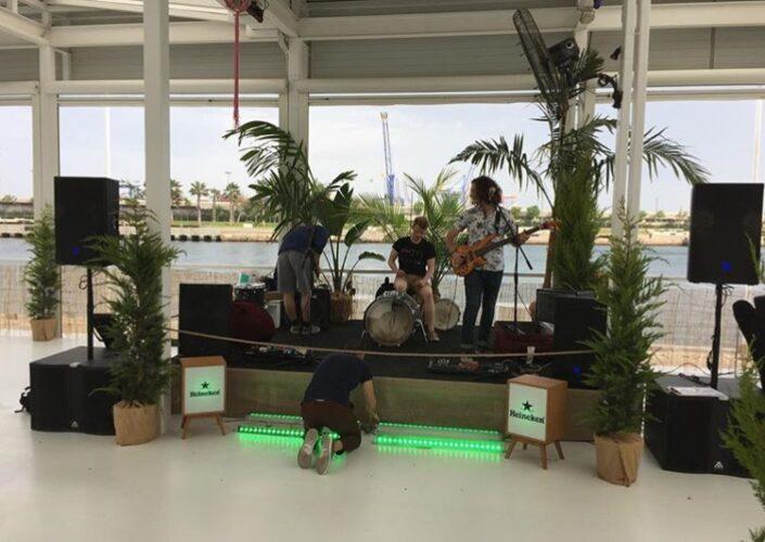 Musicos Eventos Valencia
